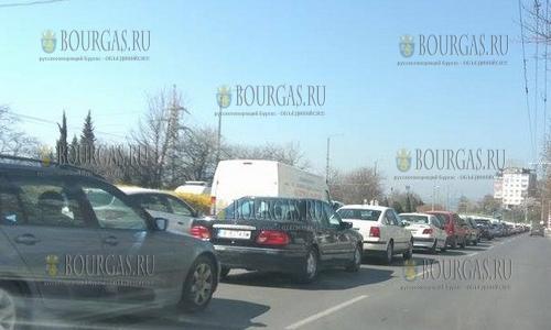 Болгары предпочитают передвигаться по стране на автомобилях