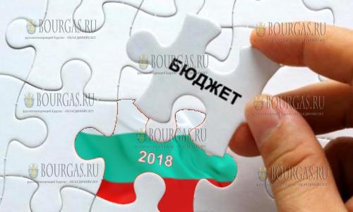 Бюджет Болгарии на 2018 году принят во втором чтении