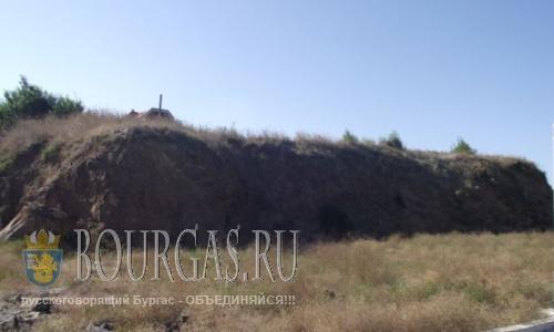 Черноморская крепость Азине — ждет исследователей