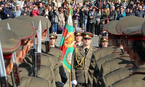 Сегодня в Болгарии приведены к присяге 75 новобранцев
