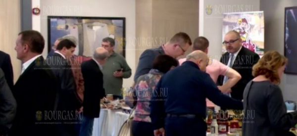 Кишинев принял выставку продуктов питания из Болгарии