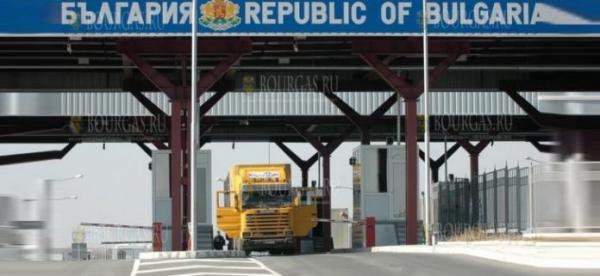 На болгаро-турецкой границе задержали 7 граждан Молдовы