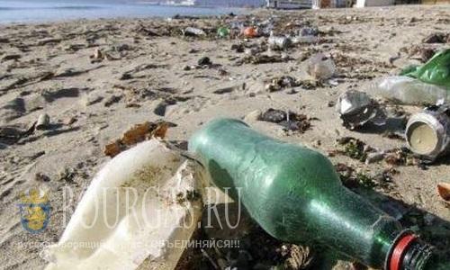 Пляжи Бургаса готовят к сезону
