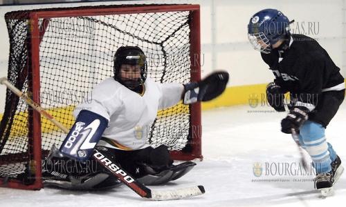 В Болгарии пройдут матчи юниорского ЧМ по хоккею 2020