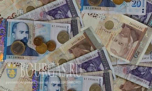 Средняя зарплата в Болгарии будет расти