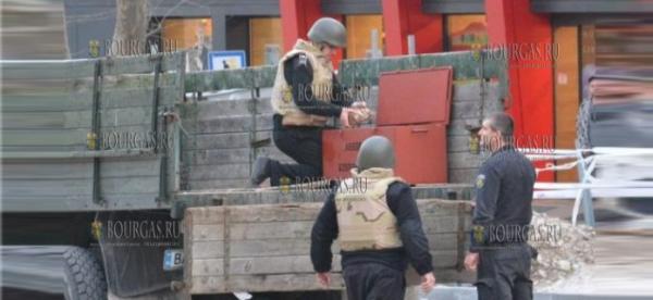 В Болгарии уничтожили неразорвавшийся боеприпас