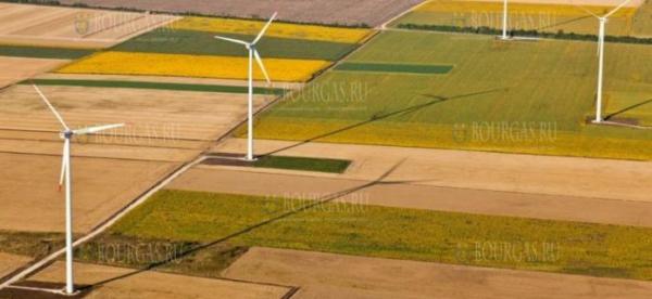 """Больше всего зеленой энергии в Болгарии производит ветряная электростанция """"Св. Никола"""""""