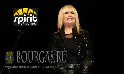 Болгарская поп-звезда всех часов Лили Иванова, запланировала тур по Болгарии