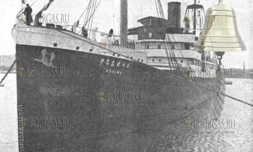 Болгарские дайверы подняли со дня моря душу парохода «Родина»
