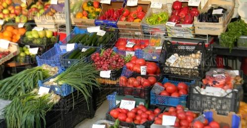В Болгарии падает производство овощей
