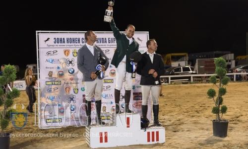 Конно-спортивный праздник финишировал в Бургасе
