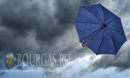 Болгарию будет штормить еще долго