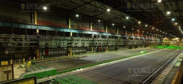 Болгарский завод Метинвеста достиг в 2020 году рекордного уровня производства