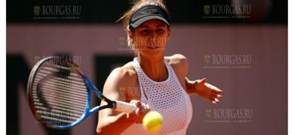 Цветана Пиронкова — лучшая спортсменка Болгарии в 2020 году