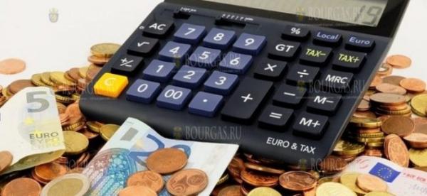 Почти половина нефинансовых корпораций Болгарии сообщают о снижении доходов