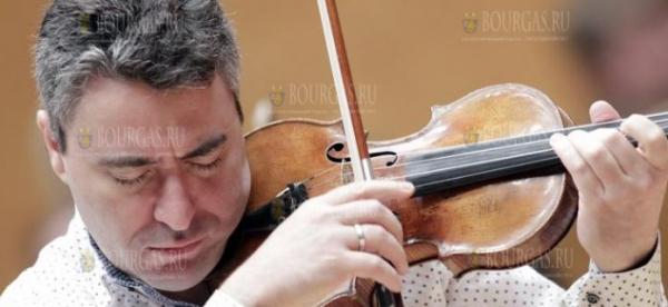 Максим Венгеров выступил с концертом в Софии