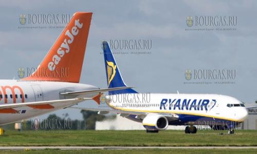 Бюджетные авиакомпании ждут в Варне и регионе