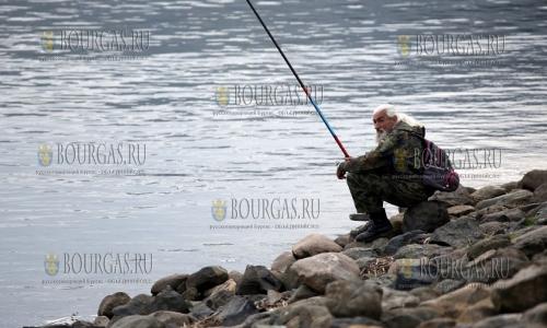 С сегодняшнего дня любительская рыбалка в Болгарии разрешена