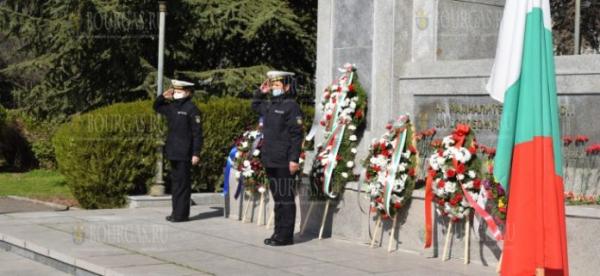 Бургас празднует Третье марта