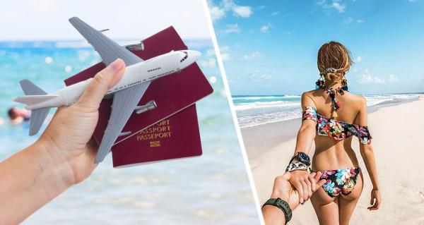 Авиакомпании получили 22 допуска на Кипр, 29 в Черногорию и 15 в Болгарию для перевозки российских туристов