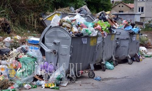 Варна утонула в бытовом мусоре