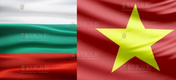 Товарооборот между Болгарией и Вьетнамом растет