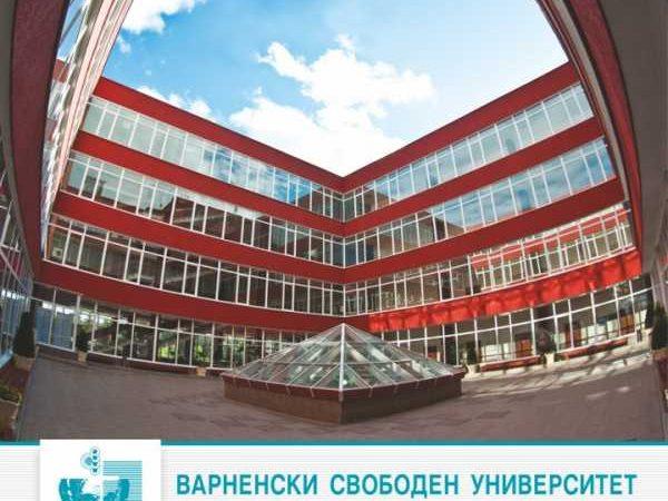 ВСУ им. Черноризца Храбра входит в ТОП-3 частных университетов в стране и в ТОП-10 болгарских высших училищ