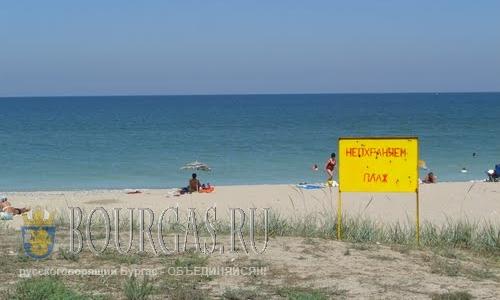 Число диких пляжей в Болгарии растет