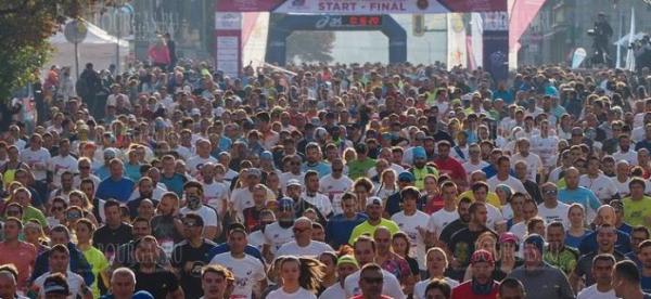 В Софии прошел очередной Софийский марафон