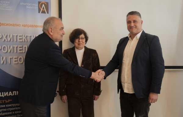 Более 20 главных архитекторов в Северо-Восточной Болгарии окончили ВСУ им. Черноризца Храбра