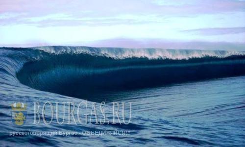 20-метровые волны у берегов Болгарии — реальность