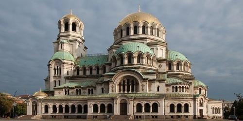 130 лет собору в Софии
