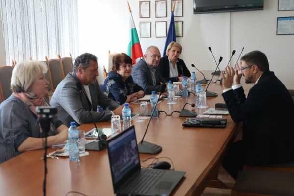 ВСУ им. Черноризца Храбра и БТА договорились о партнерстве по стратегическим темам