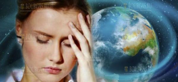 В апреле в Болгарии ожидаются магнитные бури