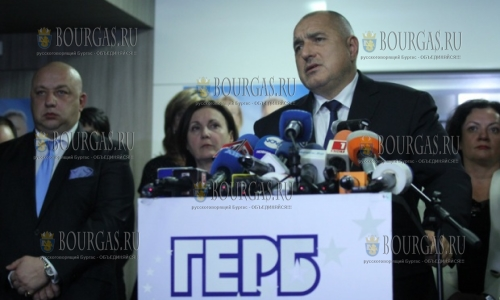 Бойко Борисов отказался от своего депутатского мандата