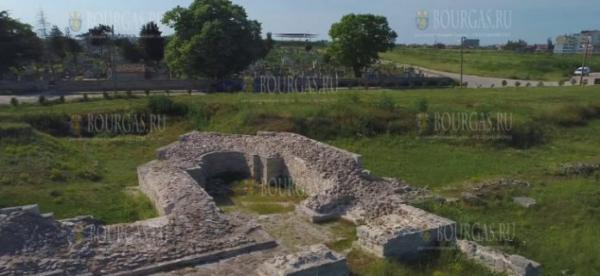 Новый парк будет построен в болгарском городе-курорте Балчике