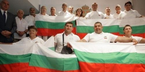 Болгарские спортсмены покажут себя в паралимпийских играх