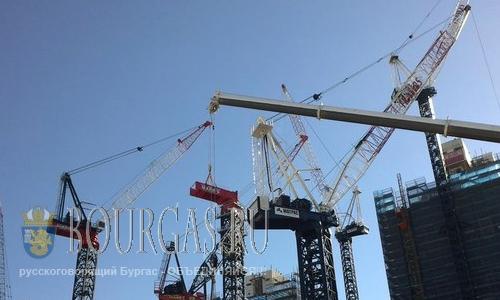 В Болгарии наблюдает рост строительства
