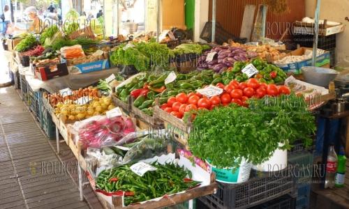 Болгария все меньше производит овощей и фруктов