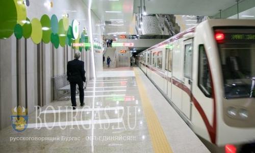 Софии Болгария — строят новую ветку метро
