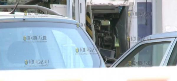 Злоумышленники в Болгарии взорвали банкомат