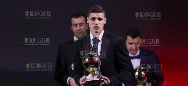 Кирилл Десподов лучший футболист Болгарии 2018 года