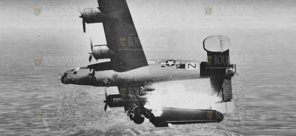 29 марта 1944 года София подверглась бомбардировке англо-американской авиации