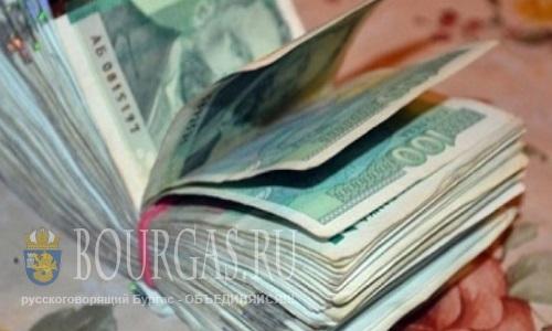 В Болгарии зафиксирован рост денежной массы в обращении