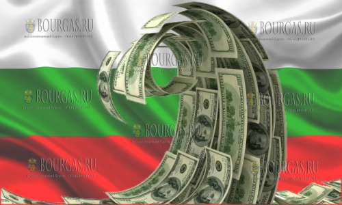 Внешний долг Болгарии снова уменьшается