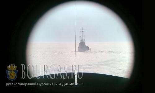 Учения сил НАТО начались в акватории Черного Моря