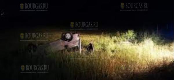 Тяжелая авария под Бургасом, есть пострадавшие