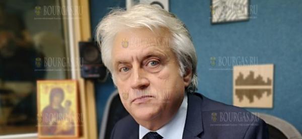 Технический министр Бойко Рашков — о приоритетных задачах МВД Болгарии
