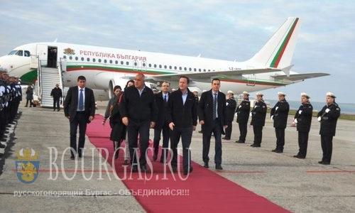 Бургас Новости — Дэвид Камерон посетил Бургас
