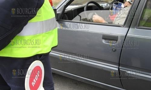 На дорогах Болгарии проходит полицейская операция по контролю за грузовиками и автобусами